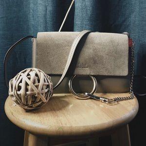Chloe Faye Crossbody Bag